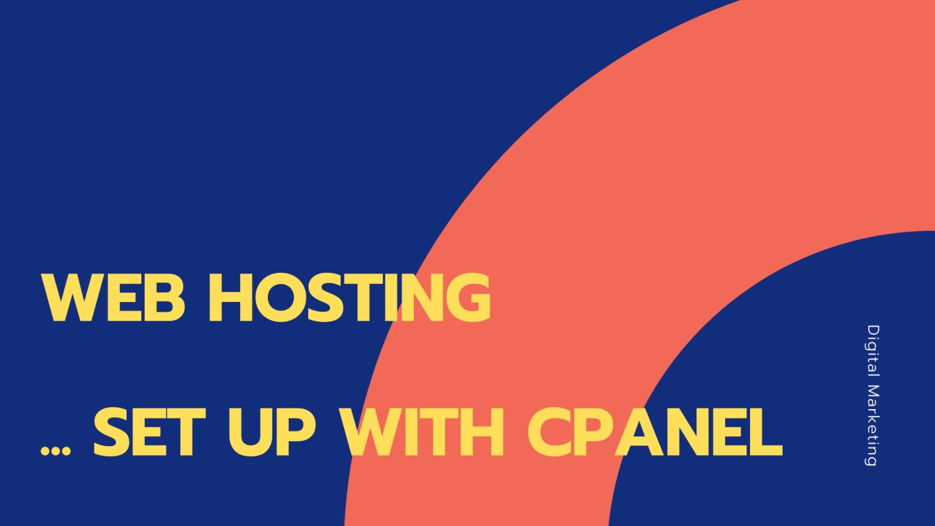 Hosting and Cpanel login