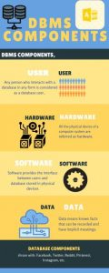 Colorful Icon Business Infographic